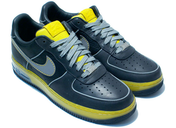 Nike Air Force 1 Anthracite Light Charcoal-Zest  b57bb2dc2b