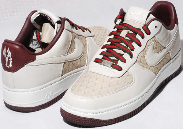 Nike Air Force 1 Supreme x Yi Jian Lian