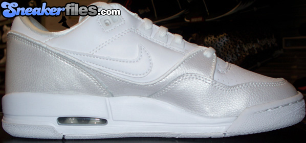 Nike Air Assault Womens Low White