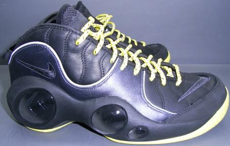 Nike Air Zoom Flight 95 Black/Yellow