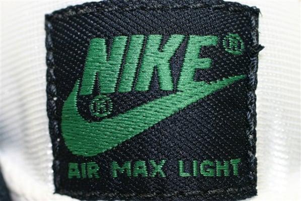 Nike Air Max Light White/Pine Green/Obsidian