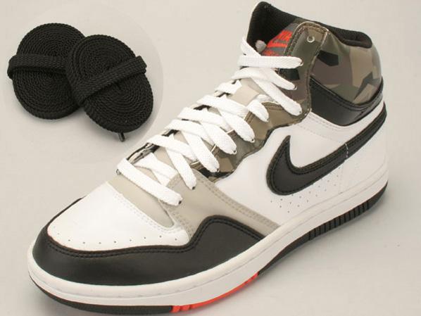 Nike Court Force High Camo