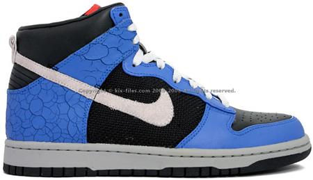 Nike Dunk High Premium Crack Varsity Royal
