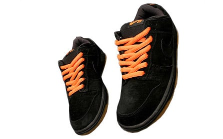 Nike Dunk SB Low Black Packs
