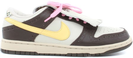 Nike Dunk SB Low Golf Brown