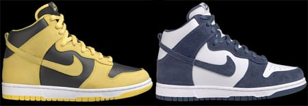 Nike Dunk SB High Be True to your School