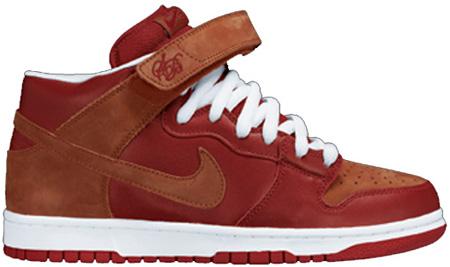 Nike Dunk SB Mid Embarcadero EMB
