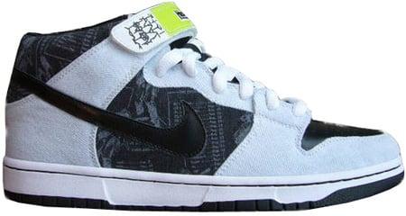 premium selection 08cfb 90df7 Nike Dunk SB Mid Skate Mental