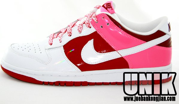 quality design 3b309 90494 ... Nike Dunk Low Valentines Day 2008 ...