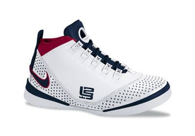 Nike Zoom Kobe 3 and LeBron Soldier 2 Olympic