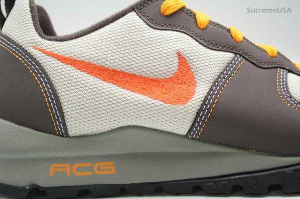 Nike Takos Low ACG Birch/Engine 1 - Shock Orange - Ice Blue