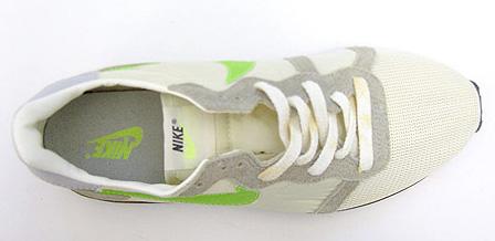 Nike Vintage Bermuda Sail/Voltage - Neutral Grey