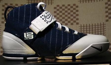 Nike Zoom LeBron 5 (V) New York Yankees