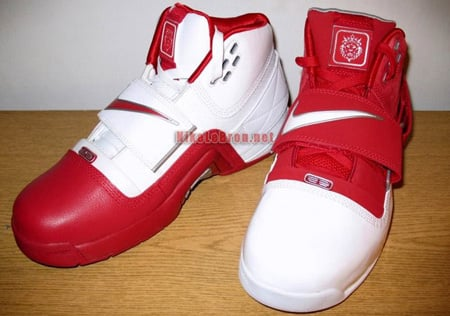 Nike Zoom LeBron Soldier Ohio State PE