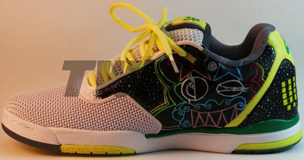 Nike Zoom Tre SB Kanye West Custom