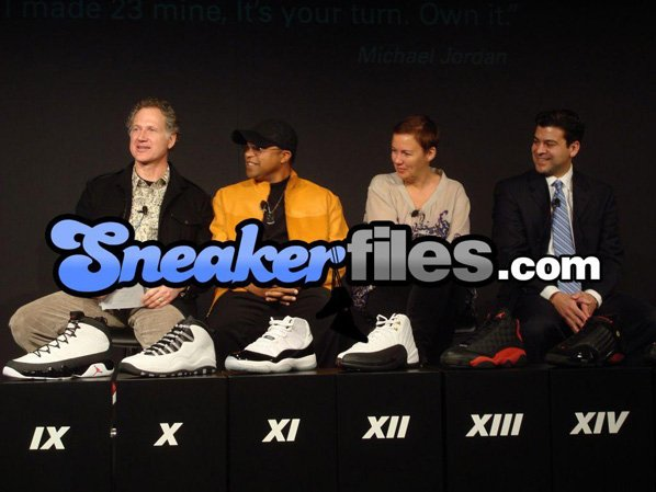 Tinker Hatfield,Gentry Humphrey,Hannah Jones,Roman Vega