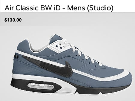 b9b499e6e Nike Air Classic BW Available At Nike iD