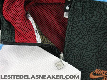 Nike SB Patchwork Collection Windrunner Jacket