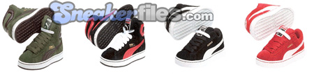 Puma First Round and Suede Skate June 2008