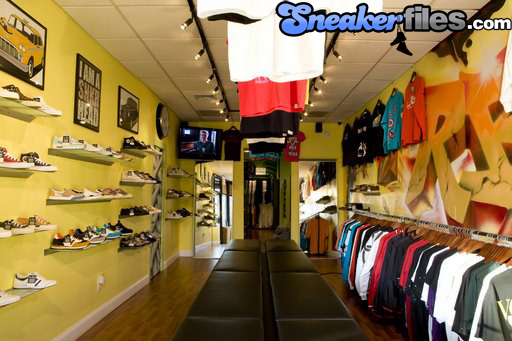 Rare Breed Sneaker Boutique Revisited