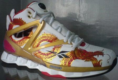 Reebok Hexride Yao Ming Olympic