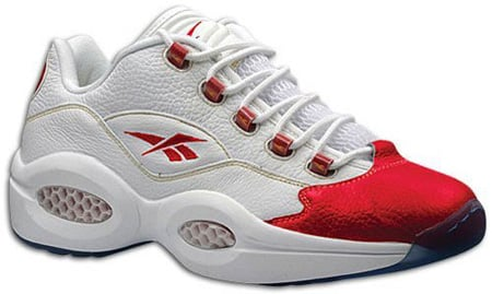 basketball shoes of the 90s - Iversons