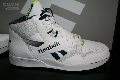 Reebok Reverse Jam High Fall/Winter 2008