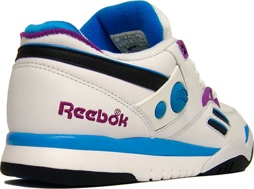 Reebok Pump Court Victory Dual Low White/Blue at Purchaze