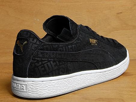 puma suede shoe