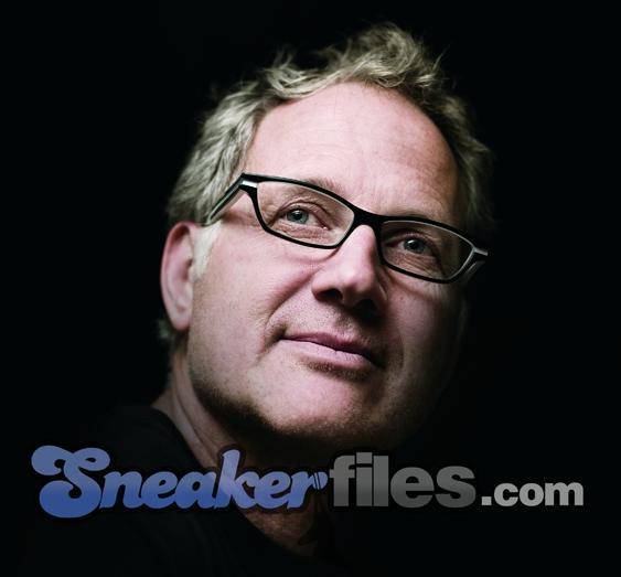 Tinker Hatfield from Nike Air Jordan Brand