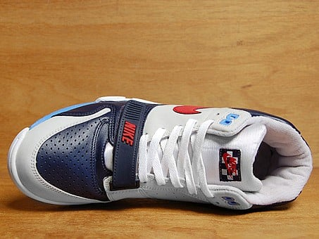 Nike Air Trainer 1 - Obsidian/Red