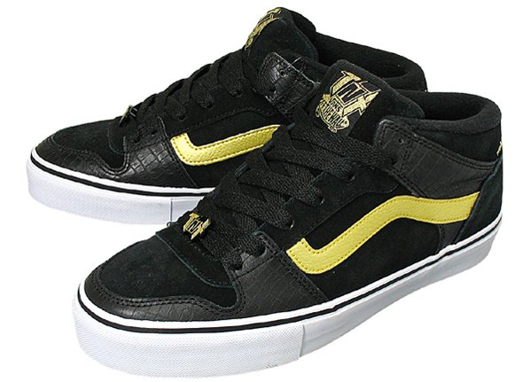 Vans 2007 2008 Holiday Releases