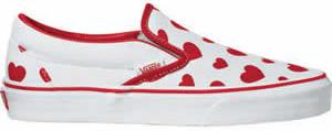 Vans Sk8-Hi and Slip-On Valentines Day Pack