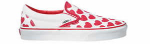 Vans Sk8-Hi and Slip-On Valentines Day Pack