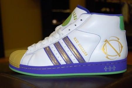 Adidas Pro Model Mardi Gras New Orleans Edition