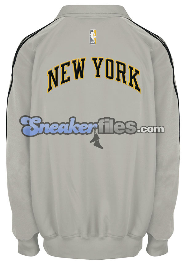 Adidas NBA Home Cooked Collection: New York - The City that Never Sleeps
