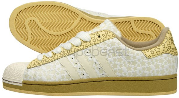 Adidas Superstar 80s Chalk White Copper Hers trainers Office Shoes