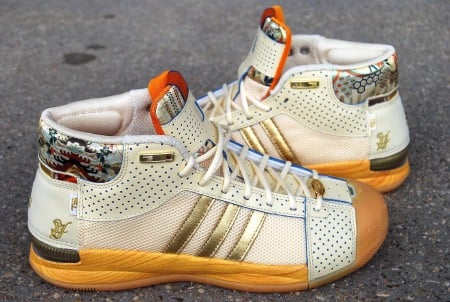 Adidas TS Pro Model All Star x Gabriel Urist