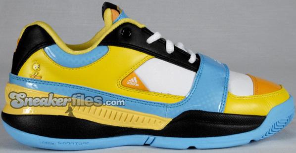 Adidas Gil II Zero Looney Tunes: Tweety Bird x Izela