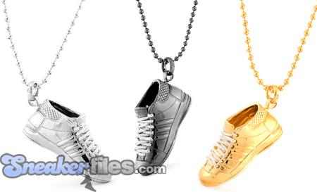 Adidas TS Pro Model  x Gabriel Urist Jewelry