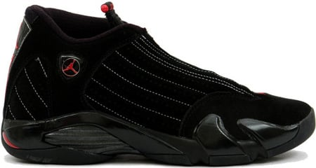 Air Jordan XIV (14) Black / True Red - White Countdown Pack