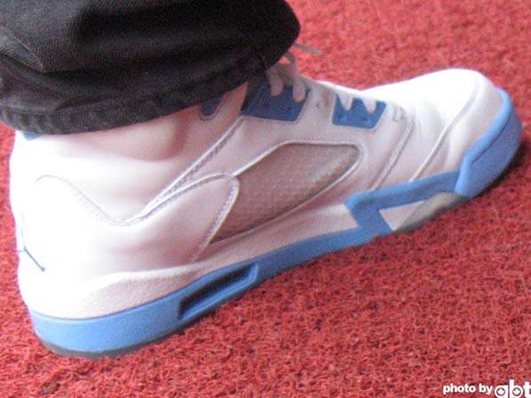 Air Jordan Retro 5 (V) Unreleased Samples