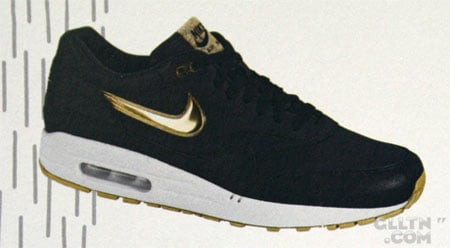 on sale d0abe f94ca Fall 2008 Nike Air Max 1 - Gold/Silver/Bronze | SneakerFiles