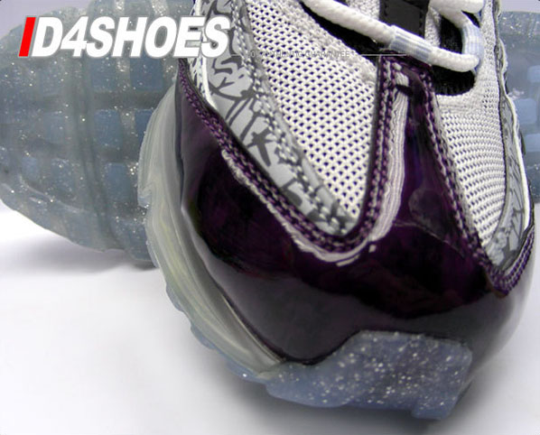 detailed look undefeated x order Nike Air Max 95 360 Hybrid - African Diamond Concept ...
