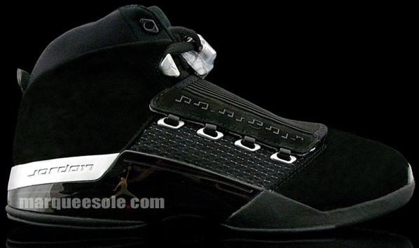 Air Jordan Retro XVII (17) Countdown Pack Second Look