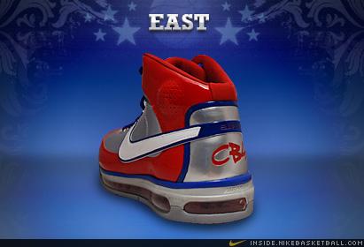Nike Air Max Elite II (2) 2008 All Star East: Chris Bosh