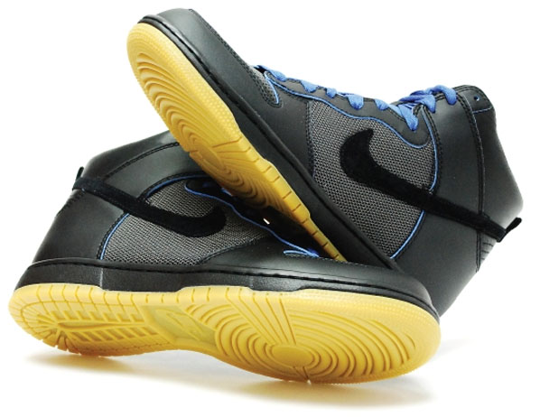Nike Dunk High Supreme Be True City Series - Hong Kong