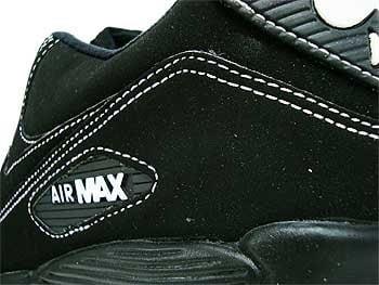 Air Max 90 De Couture Blanc Noir m9en2