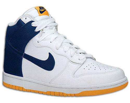 Nike Dunk High - Navy Blue/White, Bright Red/White, Green/White Premium