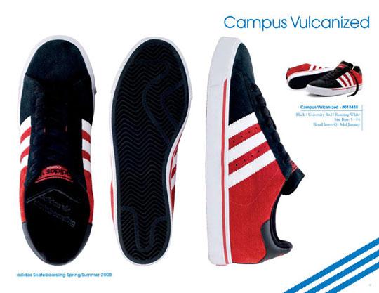 Adidas Skateboarding Spring/Summer '08 Collection